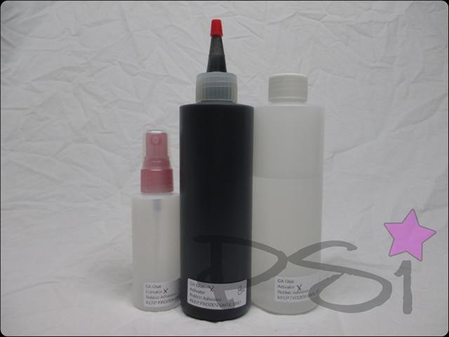 8oz CA Glue w/ Spray Activator